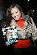 """Eygpt at The Russell Simmons and Spike Lee  co-hosted """"I AM C.H.A.N.G.E!"""" Get out the Vote Party presented by The Source Magazine and The HipHop Summit Action Network held at Home on October 30, 2008 in New York City"""