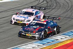 October 16, 2016 - Hockenheim, Germany - Motorsports: DTM race Hockenheim, Saison 2016 - 9. Event Hockenheimring, GER, #22 Lucas Auer (AUT, Mercedes-AMG DTM Team Mücke, Mercedes-AMG C 63 DTM), #22 Lucas Auer (AUT, Mercedes-AMG DTM Team Mücke, Mercedes-AMG C 63 DTM) (Credit Image: © Hoch Zwei via ZUMA Wire)