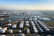 Nederland, Zuid-Holland, Rotterdam, 18-02-2015;<br /> <br /> QQQ<br /> luchtfoto (toeslag op standard tarieven);<br /> aerial photo (additional fee required);<br /> copyright foto/photo Siebe Swart