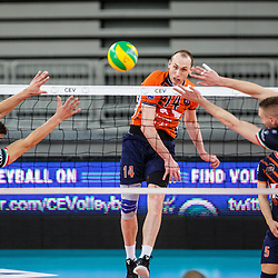 20170301: SLO, Volleyball - 2017 CEV Volleyball Champions League, ACH Volley vs Azimut Modena Volley