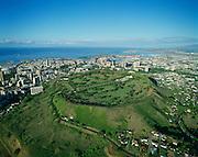 Punchbowl National Monument, Oahu, Hawaii<br />
