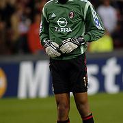 NLD/Eindhoven/20051101 - Champions League PSV - AC Milan, AC Milan keeper Dida