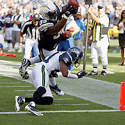 2011 Seahawks at Chargers