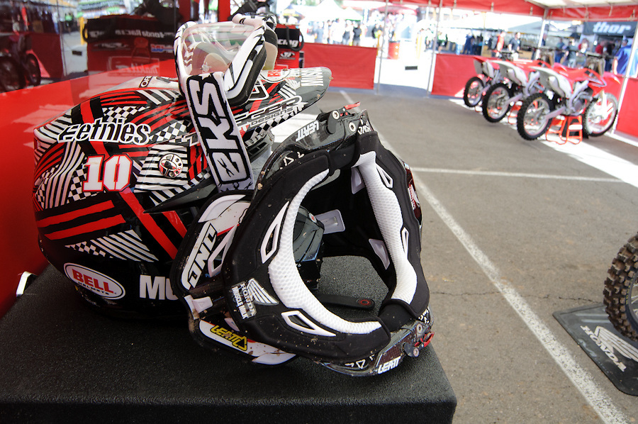 Monster Energy Cup.Sam Boyd Stadium.Las Vegas, Nevada.October 15, 2011