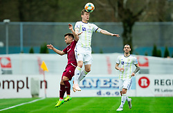 Aleks Pihler of Maribor during Football match between NK Triglav and NK Maribor in 25th Round of Prva liga Telekom Slovenije 2018/19, on April 6, 2019, in Sports centre Kranj, Slovenia. Photo by Vid Ponikvar / Sportida