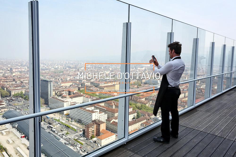 Piano35, il ristorante più alto d'Italia, in cima al grattacielo di Intesa Sanpaolo a Torino