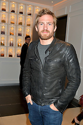 JACOBI ANSTRUTHER-GOUGH-CALTHORPE at the launch of hidden bar 'Blind Spot' at St.Martin's Lane Hotel, St.Martin's Lane, London on 6th May 2015.