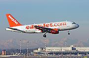 EasyJet, Airbus A319-111.