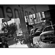 """Autor de la Obra: Aaron Sosa<br /> Título: """"Serie: Desde el Autoexilio""""<br /> Lugar: Ciudad de Panamá - Panamá<br /> Año de Creación: 2010<br /> Técnica: Captura digital en RAW impresa en papel 100% algodón Ilford Galeríe Prestige Silk 310gsm<br /> Medidas de la fotografía: 33,3 x 22,3 cms<br /> Medidas del soporte: 45 x 35 cms<br /> Observaciones: Cada obra esta debidamente firmada e identificada con """"grafito – material libre de acidez"""" en la parte posterior. Tanto en la fotografía como en el soporte. La fotografía se fijó al cartón con esquineros libres de ácido para así evitar usar algún pegamento contaminante.<br /> <br /> Precio: Consultar<br /> Envios a nivel nacional  e internacional."""
