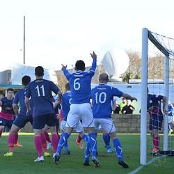 Stranraer v Morton   Scottish League One   25 April 2015