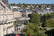 ehem. Palasthotel, Kochbrunnen, Wiesbaden, Hessen, Deutschland | former Palace Hotel, Kochbrunnen, Wiesbaden, Hesse, Germany