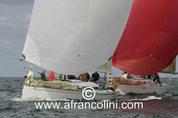 SAILING - BMW Winter Series 2005 - GAME SET, Sydney (AUS) - 24/04/05 - ph. Andrea Francolini