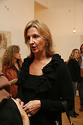 SUSAN DUNNE, ( Of Pace Wildenstein)  KIKI SMITH EXHIBITION  AT TIMOTHY TAYLOR GALLERY, 21 DERING ST. LONDON. 10 OCTOBER 2006. -DO NOT ARCHIVE-© Copyright Photograph by Dafydd Jones 66 Stockwell Park Rd. London SW9 0DA Tel 020 7733 0108 www.dafjones.com