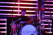 Cut Copy performs at Terminal 5 in New York City on March 21, 2009.