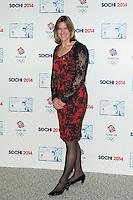 Katherine Grainger, British Olympic Ball, Dorchester (Opal Room), London UK, 30 October 2013, Photo by Raimondas Kazenas