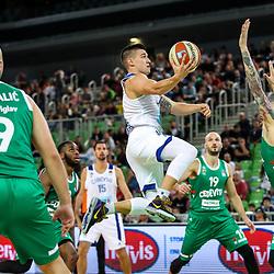 20191013: SLO, Basketball - ABA League 2019/20, KK Cedevita Olimpija vs Cibona