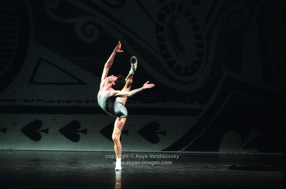 Nikolay Tsiskaridze in Queen of Spades, Bolshoi