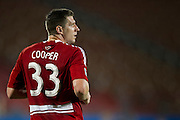 FRISCO, TX - JUNE 12:  Kenny Cooper #33 of FC Dallas jogs up field against the Houston Dynamo on June 12, 2013 at FC Dallas Stadium in Frisco, Texas.  (Photo by Cooper Neill/Getty Images) *** Local Caption *** Kenny Cooper
