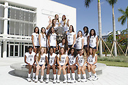 FIU Volleyball (Indoor) Team Photo 2015