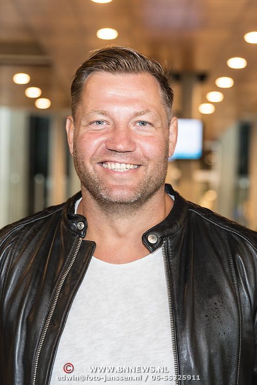 NLD/Almere/20170831 - Bekendmaking Het Huis van stichting Het Vergeten Kind, Dennis van der Geest