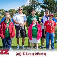 LAZ Golf Outing 2018 Foursomes