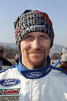 MOTORSPORT - WRC 2012 - RALLYE MONTE CARLO - VALENCE (FRA) & MONACO (MON) - 17 TO 23/01/2012 - PHOTO : FRANCOIS BAUDIN / DPPI - SOLBERG Petter / FORD FIESTA - WRC Ambiance / Portrait