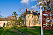 Buckman Tavern (Minute Man Headquarters - Est 1709), Lexington, Massachusetts