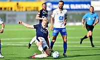 Fotball , 22. juni 2019 , Eliteserien , Strømsgodset - Molde 0-4<br /> Magnus Wolf Eikrem , Molde<br /> Jakob Glesnes  , SIF