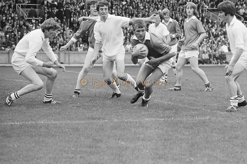 All Ireland Football Semi-Final.Cork v Galway.Croke Park, Dublin.13.08.1972.13th August 1972
