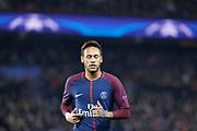 Neymar da Silva Santos Junior - Neymar Jr (PSG) during the UEFA Champions League, Group B, football match between Paris Saint-Germain and RSC Anderlecht on October 31, 2017 at Parc des Princes stadium in Paris, France - Photo Stephane Allaman / ProSportsImages / DPPI