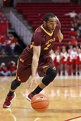 06 January 2016: Earl Peterson(2) during the Illinois State Redbirds v Loyola-Chicago Ramblers at Redbird Arena in Normal Illinois (Photo by Alan Look)