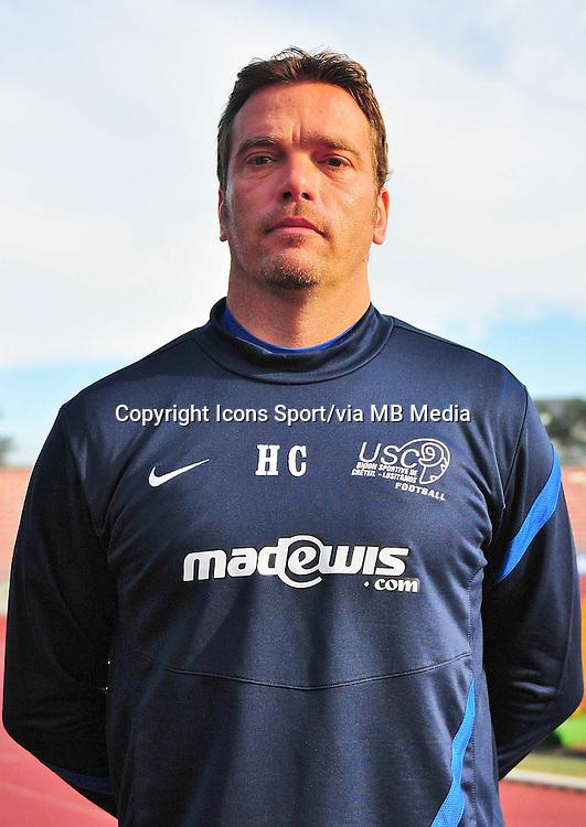 Hugo CABOURET - 16.10.2013 - Photo Officielle - Creteil -<br /> Photo : Philippe LE BRECH / Icon Sport