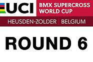 2018 UCI BMX SX World Cup Zolder - Round 6