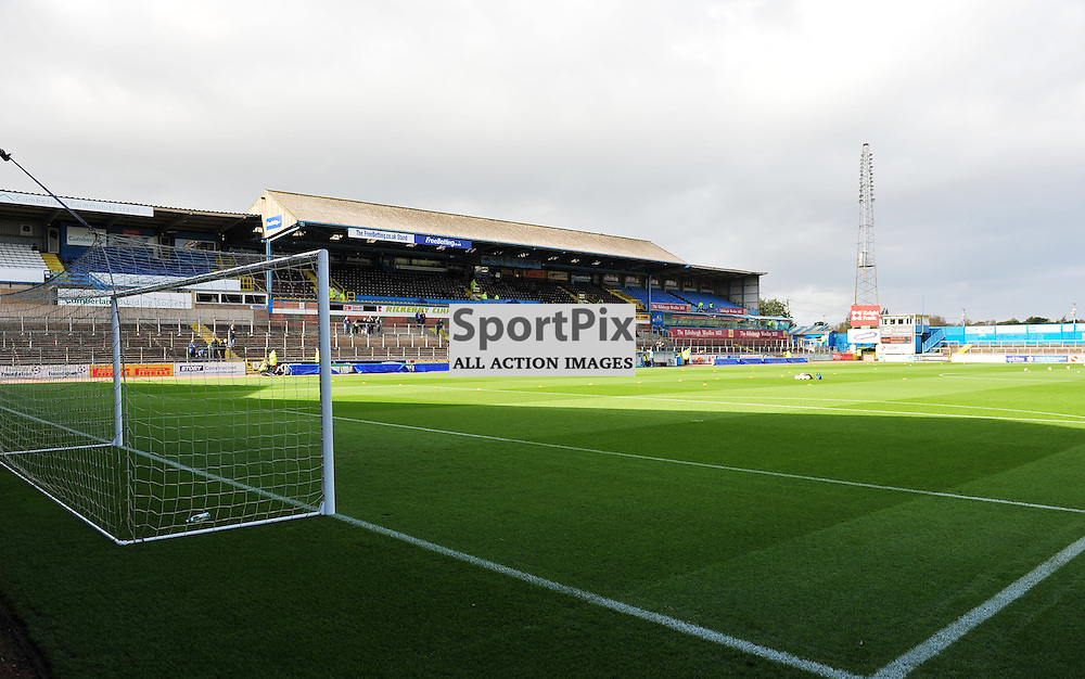 Brunton Park. .Carlisle v Crawley, Npower League One, 29th September 2012..(c)  Alex Todd | StockPix.eu