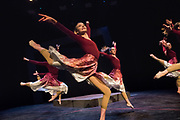 """Beautiful Weapons"" dance performance blends art and science. (GU photo by Zack Berlat)"
