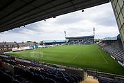 13th July 2019,  Starks Park, Kirkcaldy, Scotland; Scottish League Cup football, Raith Rovers versus Dundee; Starks Park, home of Raith Rovers
