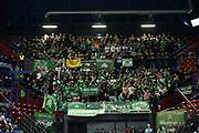 Tifosi Panathinaikos Opap Athens<br /> Olimpia AX Milano - Panathinaikos Atene<br /> Eurolega 2019 -2020<br /> Milano, 09/01/2020<br /> Foto Ciamillo-Castoria/ Claudio Degaspari