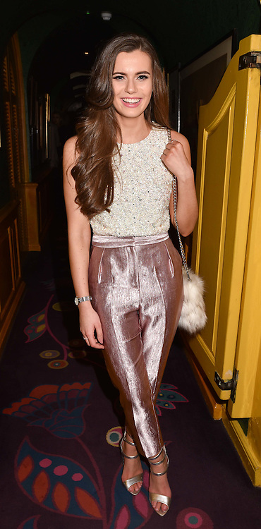 Rachel O'Connor at the Annabel's Bright Young Things Party held at Annabel's, 44 Berkeley Square, London England. 16 February 2017.