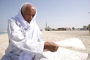 Dubai . .Dubai fisherman  has been  fishing near this beach for more then 80 years.
