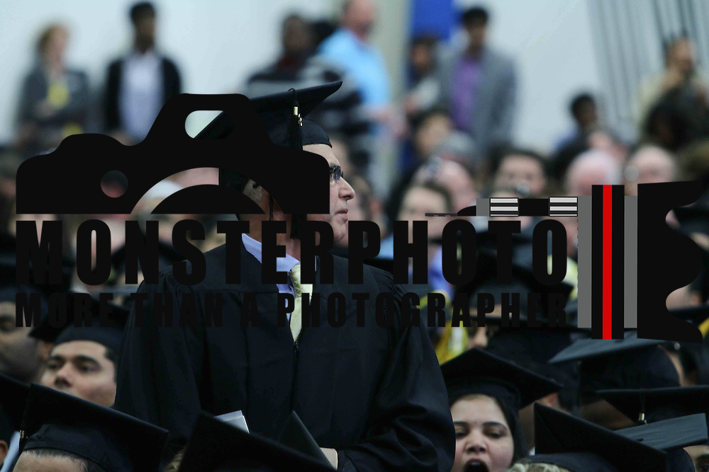 Goldey-Beacom College candidates for graduation  anticipates receiving his Master Degrees during Goldey-Beacom commencement exercise Friday, May 1, 2015, at Joseph West Jones College Center on the campus of Goldey-Beacom College in Wilmington Delaware.