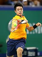 Shanghai Masters tennis tournament - 10 October 2018