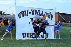 20170825 St Teresa at Tri Valley football photos