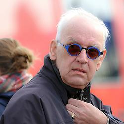 16-04-2016: Wielrennen: IJsseldelta Topcompetitie vrouwen: Zwolle<br />ZWOLLE (NED) wielrennen Wind was in deze editie de grootste tegenstanders van de vrouwen.<br />Organisator Jan van Ommen