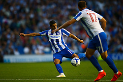 Goal, Anthony Knockaert of Brighton & Hove Albion scores , Brighton & Hove Albion 1-0 Rotherham United - Mandatory by-line: Jason Brown/JMP - 16/08/2016 - FOOTBALL - Amex Stadium - Brighton, England - Brighton & Hove Albion v Rotherham United - Sky Bet Championship