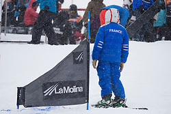 Coach, Snowboarder Cross, 2015 IPC Snowboarding World Championships, La Molina, Spain