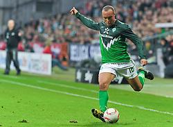 13.11.2010, Weserstadion, Bremen, GER, 1. FBL, Werder Bremen vs Eintracht Frankfurt, im Bild Mikaël Silvestre (Bremen #16)   EXPA Pictures © 2010, PhotoCredit: EXPA/ nph/  Frisch+++++ ATTENTION - OUT OF GER +++++