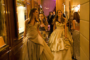 ANNA HESKETH; BILLIE LOURD; VIOLET HESKETH. The 2008 Crillon Debutante Ball, Crillon Hotel. Paris. 29 November 2008 *** Local Caption *** -DO NOT ARCHIVE -Copyright Photograph by Dafydd Jones. 248 Clapham Rd. London SW9 0PZ. Tel 0207 820 0771. www.dafjones.com