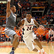 Illinois Basketball vs. Georgia Southern - 11.14.2014