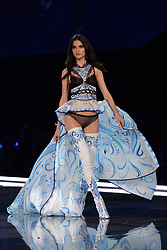 Blanca Padilla on the catwalk for the Victoria's Secret Fashion Show at the Mercedes-Benz Arena in Shanghai, China