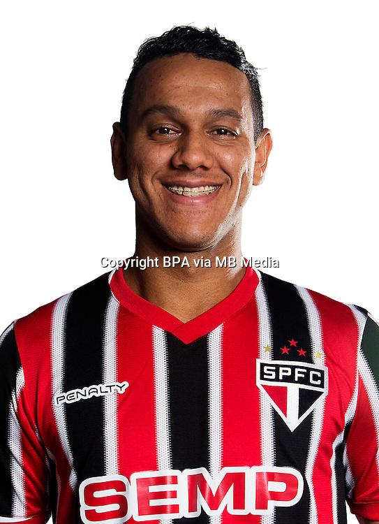 Brazilian Football League Serie A /<br /> ( Sao Paulo Football Clube ) -<br /> Josef de Souza Dias &quot; Souza &quot;
